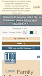 Mobile Preview of 1bigdatabase.org.uk